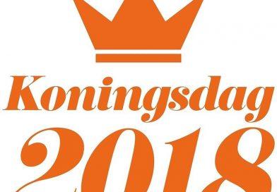 Programma Koningsdag