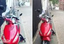 Zip scooter (FX-824-L) gestolen in Bovenkarspel