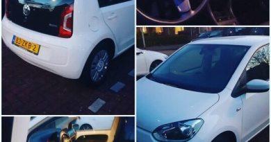 Volkswagen gestolen in Bovenkarspel