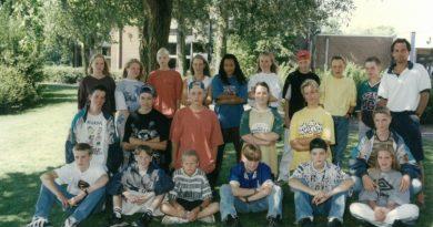 Reünie 25 jaar Martinuscollege