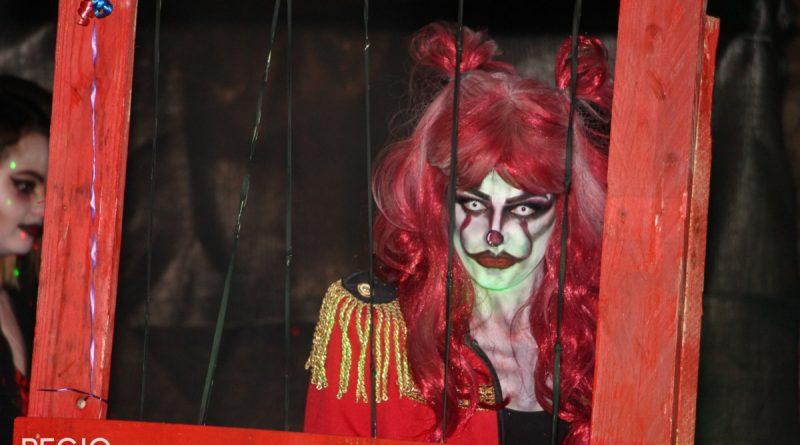 Halloween Horror Walk in Hoorn trok veel mensen door deel van binnenstad