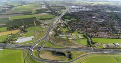 Wegen 'N23 Westfrisiaweg' open op 30 november