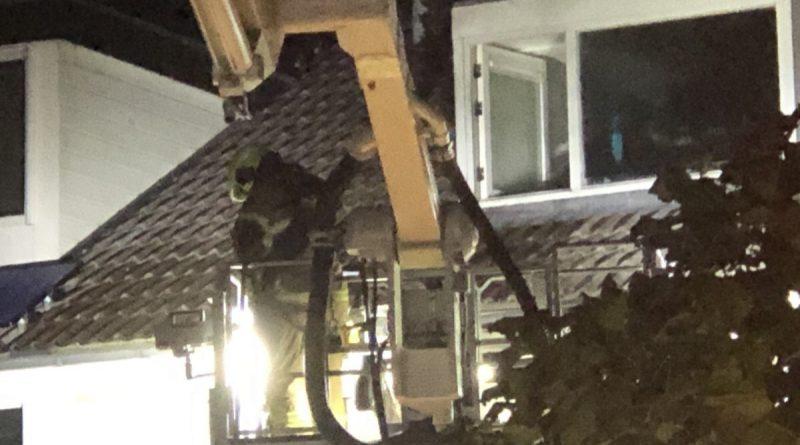 [Video] Lichaam aangetroffen in verbrande woning in Hoorn