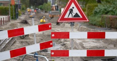 Onderhoud en omleidingen Keern in Hoorn