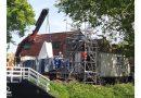 Rioolwerkzaamheden Seyndersloot brug afgesloten