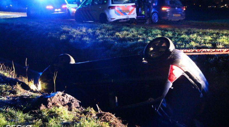 Man (18) overleden na ongeluk in Oostwoud