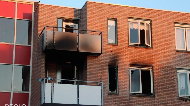 Persoon (56) overlijd bij woningbrand in Hoorn