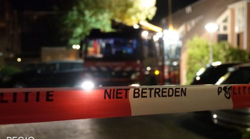 Persoon overleden bij woningbrand in Zwaag