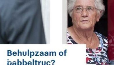 Waarschuwing babbeltruc pakketbezorgers in Hoorn