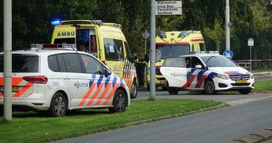 84-jarige vrouw alsnog overleden na ongeval in Hoorn