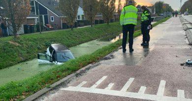 Vrouw naar ziekenhuis na botsing met tractor in Zwaagdijk-Oost