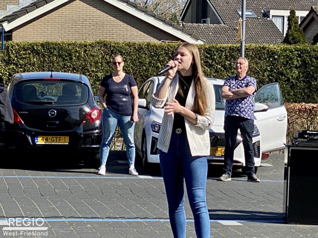 Zangers: Esmee Metten