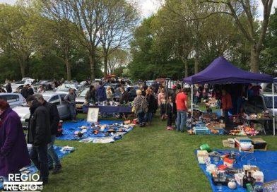 Kofferbakmarkt Nesbos gaat toch door