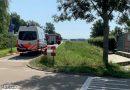 Lichaam in water aangetroffen, politie doet onderzoek