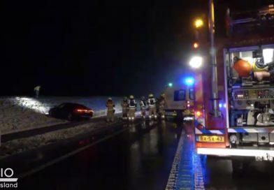 Politie zoekt getuigen en dashcam beelden van dodelijk ongeval Markerwaarddijk