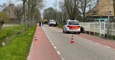 Straat afgesloten na incident met vuurwapen in Wognum, vier personen aangehouden
