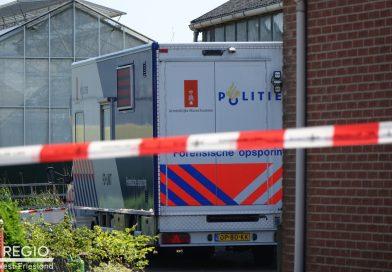 Grote politie onderzoek in woning na gevonden overleden man