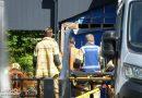 [UPDATE] Slachtoffer alsnog overleden na omvallen muur in Hoogkarspel