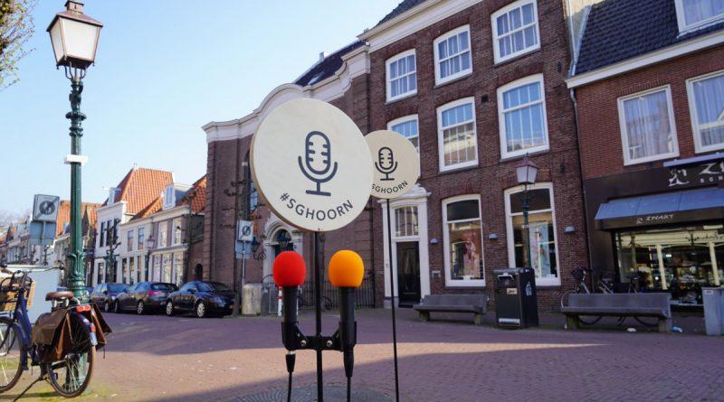 Talkshow over Coen en verleden van Hoorn