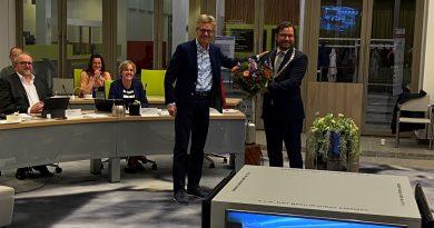 Raad Drechterland stemt in met herbenoeming burgemeester M. Pijl